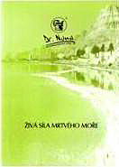Dr. Nona - kniha Živá síla Mrtvého moře