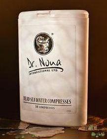 Obklady z vody Mrtvého moře od Dr. Nony