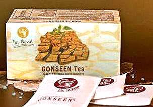 Čaj gonseen od Dr. Nony